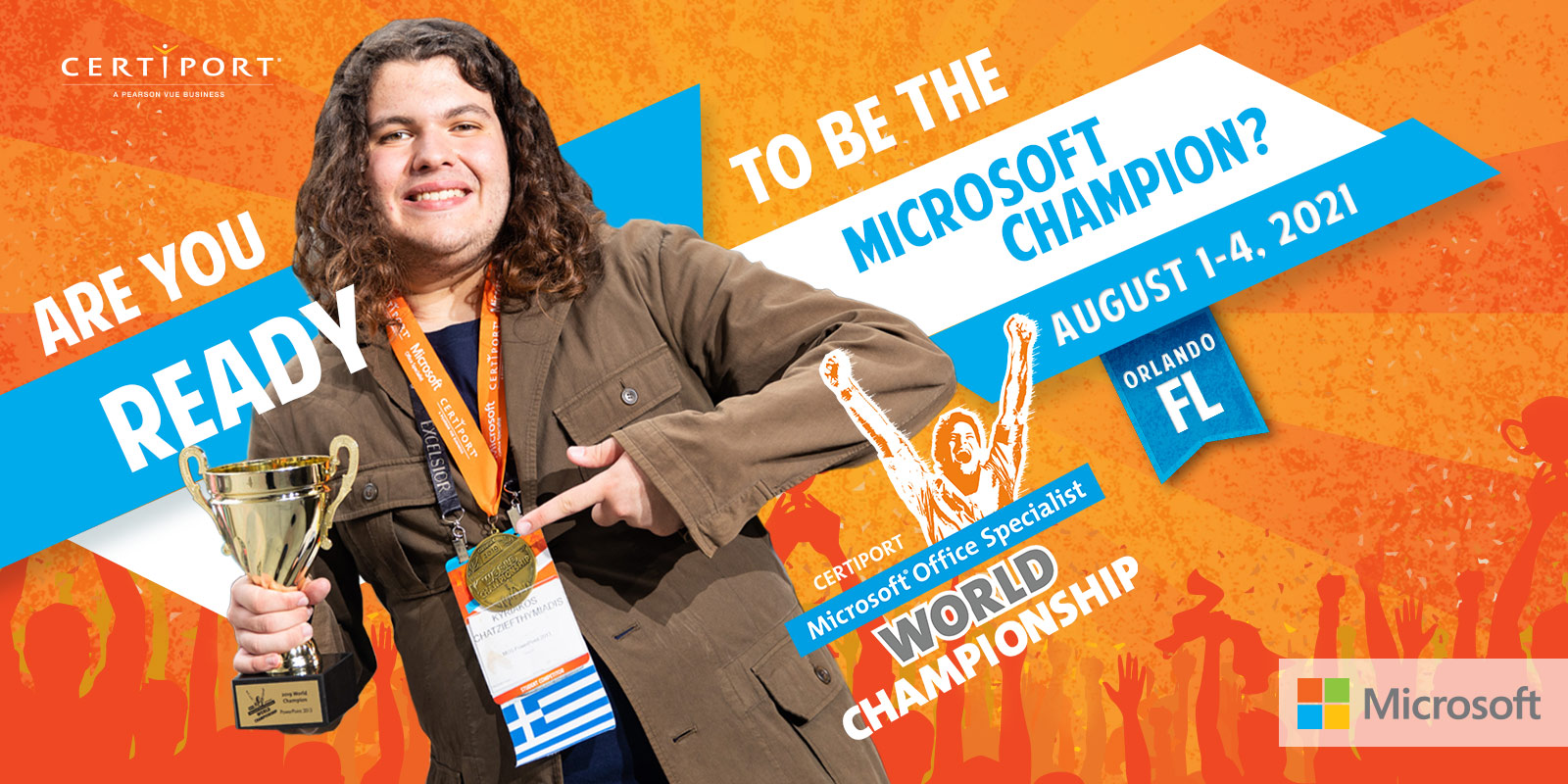 Microsoft Office Specialist World Championship New York, New York